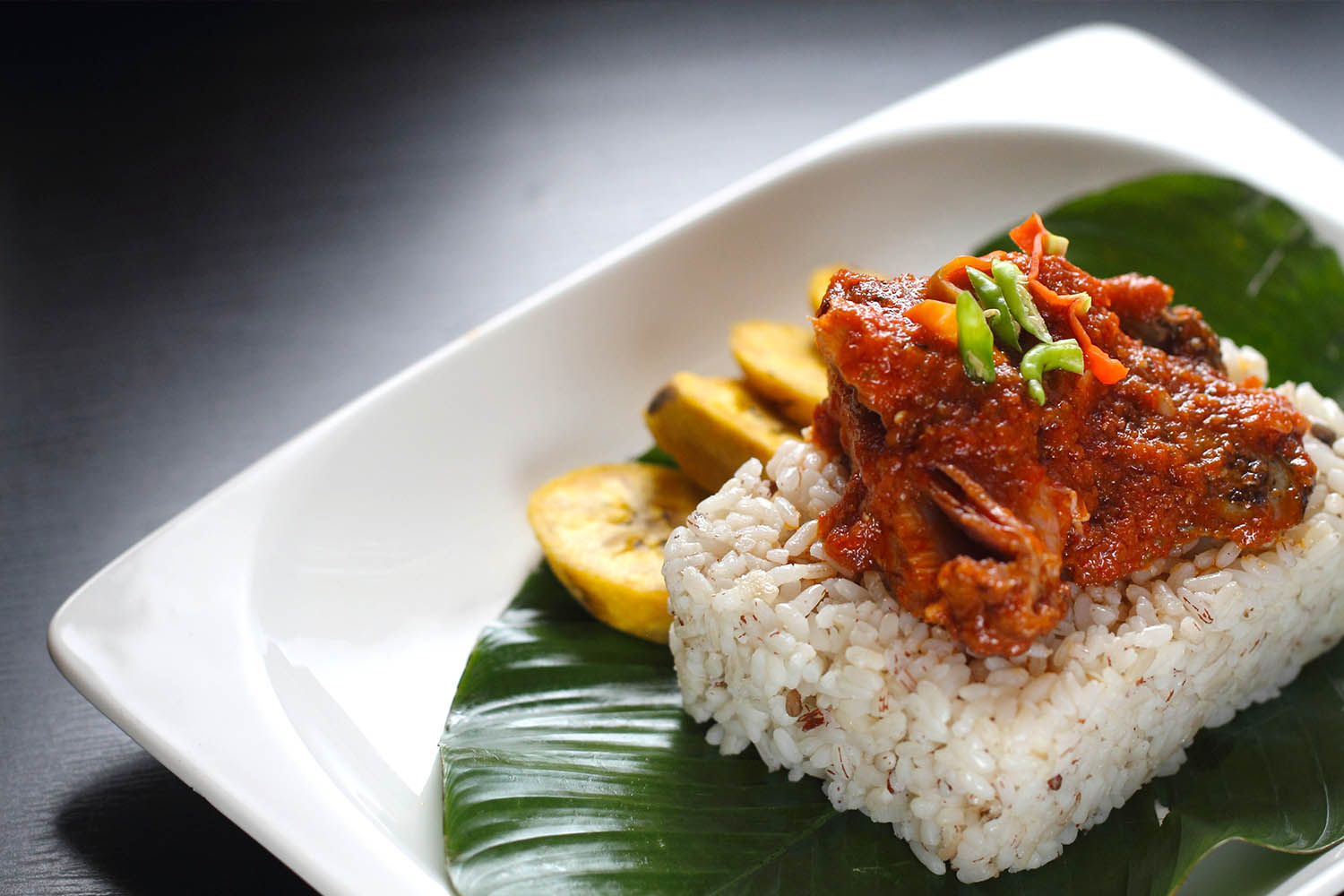 Kaptain-Foods-Recipe-Nigerian Fried Fish Stew With White Rice